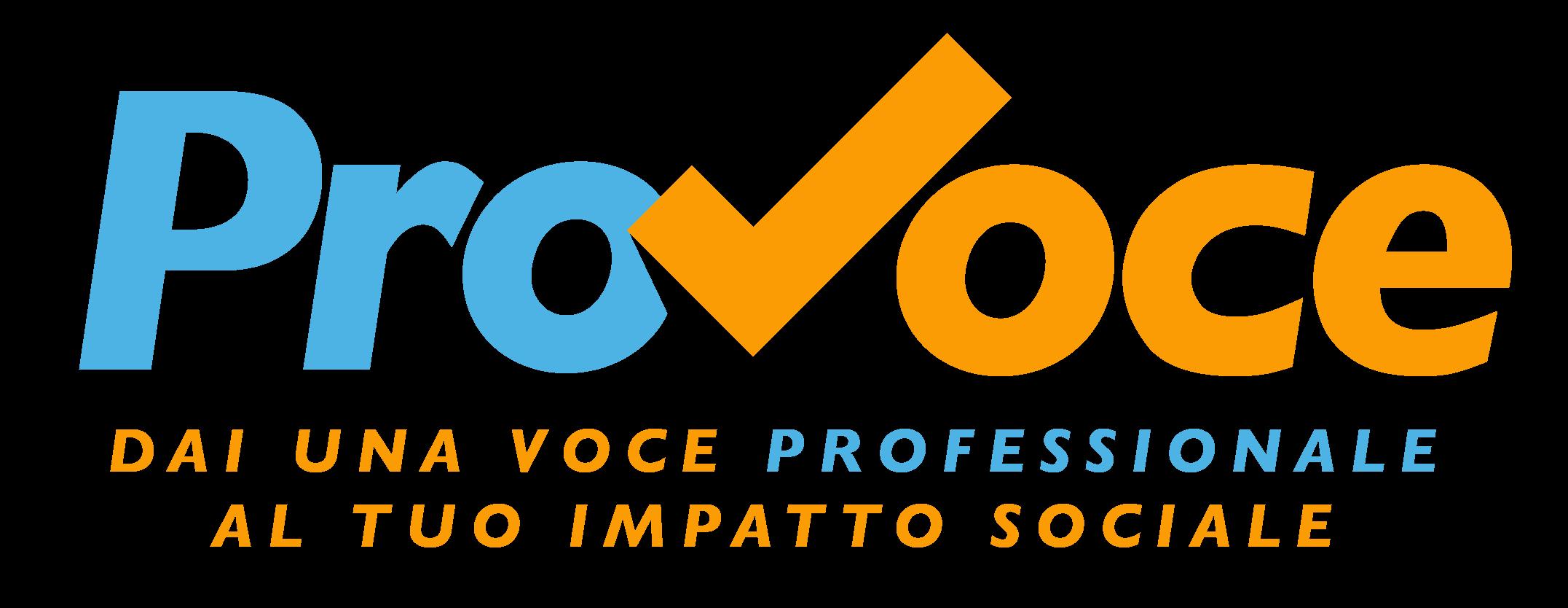 Logo colore con sottotitolo