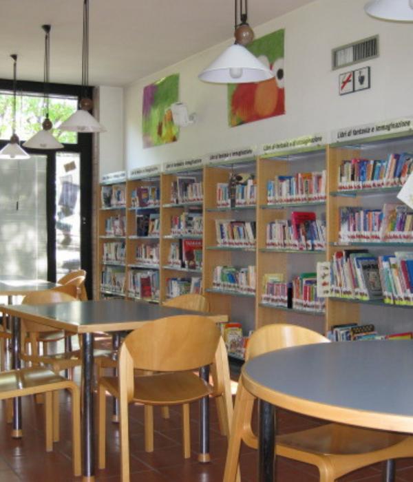biblioteca spazio comune 2